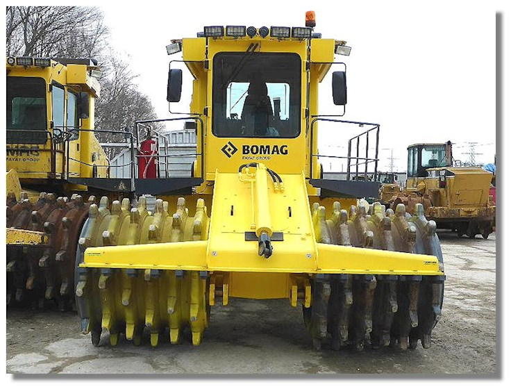 2013 Bomag BC772RB-2 - Bomag Compactors