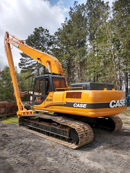 2006 CASE CX240 - CASE Excavators