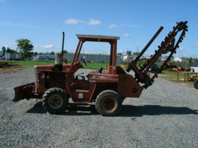 1987 Ditch Witch 5010 - Ditch Witch Other Construction Equipment