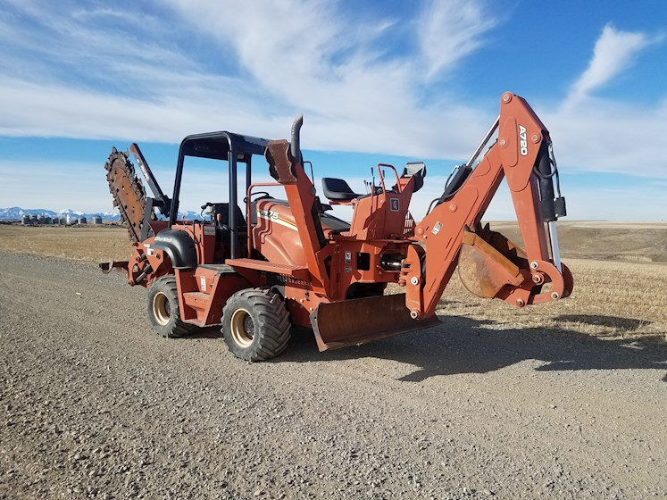 2008 Ditch Witch RT75 - Ditch Witch Other Construction Equipment