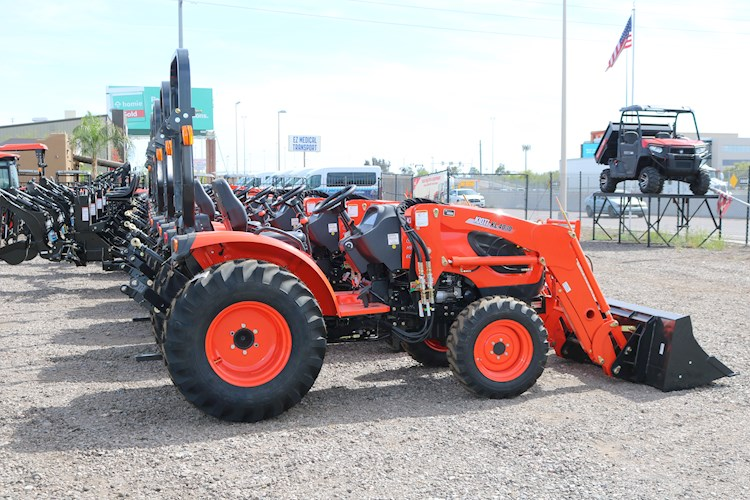 2020 KIOTI CK3510H-TL 35HP 4x4 Tractor Loader GEAR and GO OFFER - KIOTI Tractors