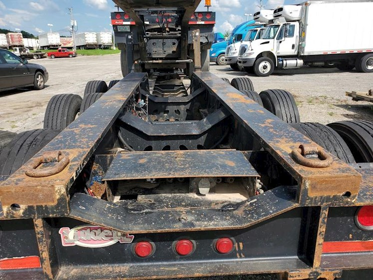2007 Lidell Lowboy 85 Ton 3+3+3 - Lidell Trailers