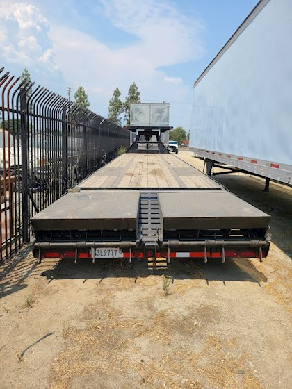 2019 Load Trail GP24 - 40 x102 with 8' deck over neck - Load Trail Trailers