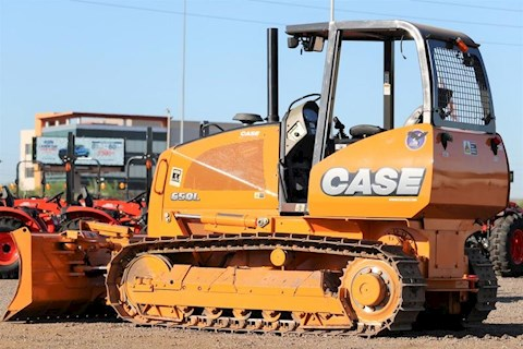 CASE 650L Crawler Dozer - CASE Bulldozers