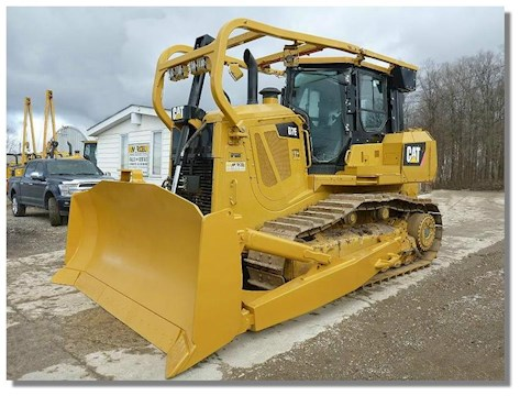 2013 Caterpillar D6T LGP Waste Handler - Caterpillar Bulldozers