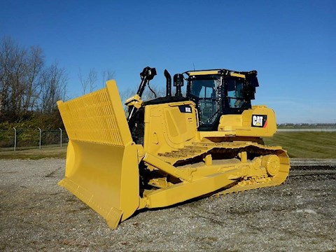 Caterpillar D6T ROPS Canopy - Caterpillar Bulldozers