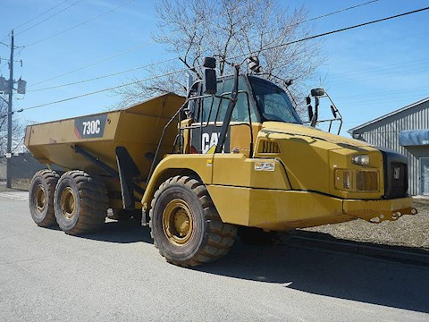 2006 Volvo A30D - Caterpillar Dump Trucks