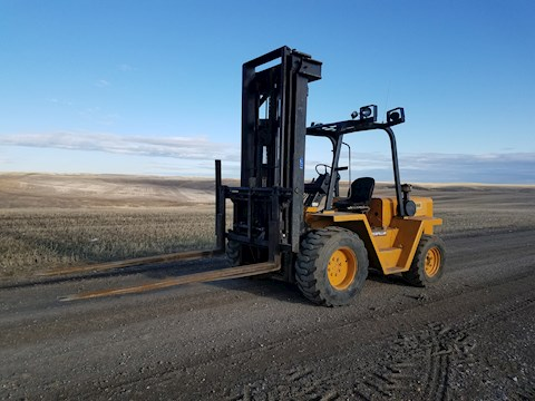 Caterpillar RC60 - Caterpillar Forklifts
