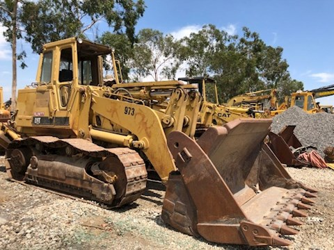 2000 John Deere 644A - Caterpillar Loaders