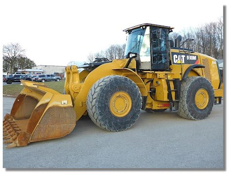 Caterpillar 980M - Caterpillar Loaders