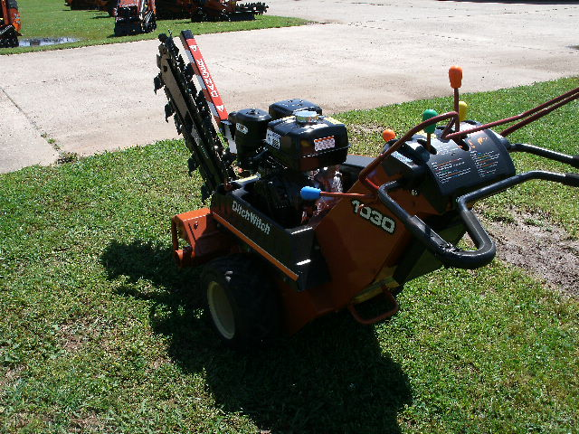 Ditch Witch 1030 - Ditch Witch Other Construction Equipment
