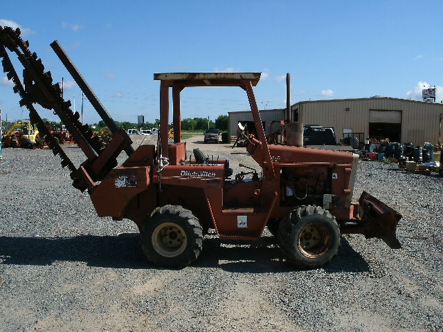2010 Other RC814 Rayco Chipper - Ditch Witch Other Construction Equipment