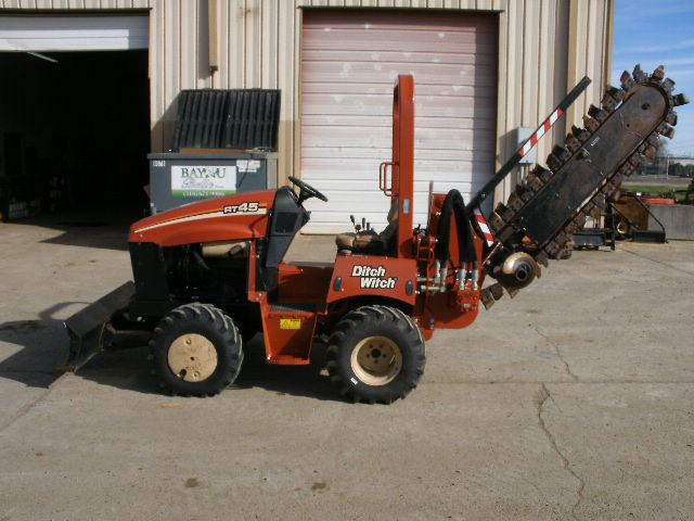 Ditch Witch RT45 - Ditch Witch Other Construction Equipment