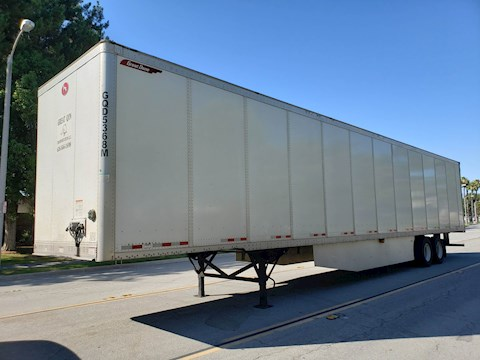 2018 Vanguard Reefer with Carrier 7500X4 - Great Dane Trailers