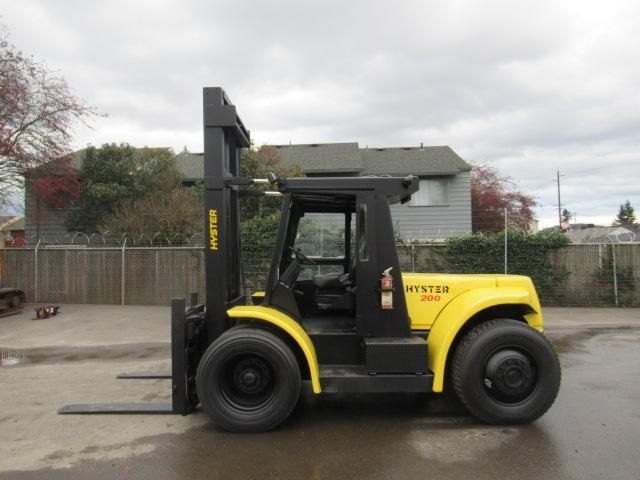 Hyster H200HS - Hyster Forklifts