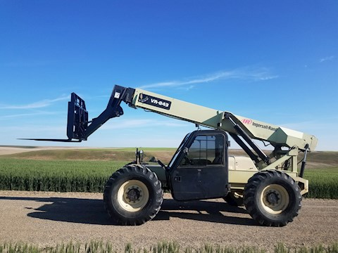 2006 Terex TH1056C - Ingersoll-Rand Forklifts
