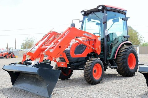 2019 Yanmar 221BXI-TL 4x4 Tractor with Full 10 YEAR WARRANTY! - KIOTI Tractors