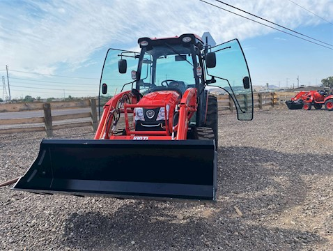 2020 Yanmar SA221H LandPro Tractor Loader with Mower Deck and UPGRADES - KIOTI Tractors