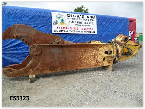 "2000 Shrader Magnet 58"" - LaBounty Attachments"
