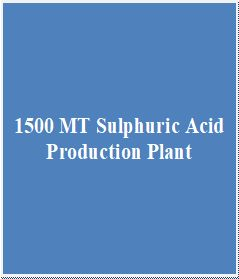 MISC 1500 MT Sulfuric Acid Plant (Sulphuric Acid ) New Surplus - MISC Tunnel & Mining