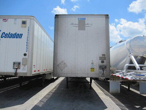 2018 Vanguard Reefer with Carrier 7500X4 - Stoughton Trailers