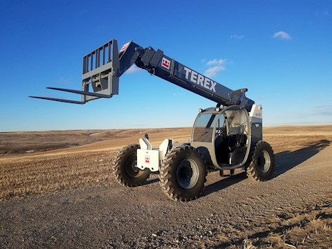 Terex TH-844C - Terex Forklifts