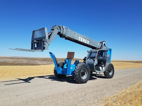 Terex TH1056C - Terex Forklifts