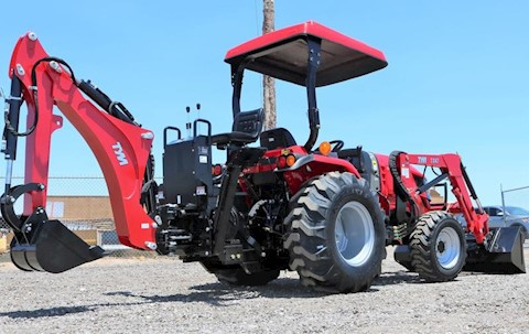 2020 KIOTI CX2510HB Hystat Tractor and Loader - TYM Tractors
