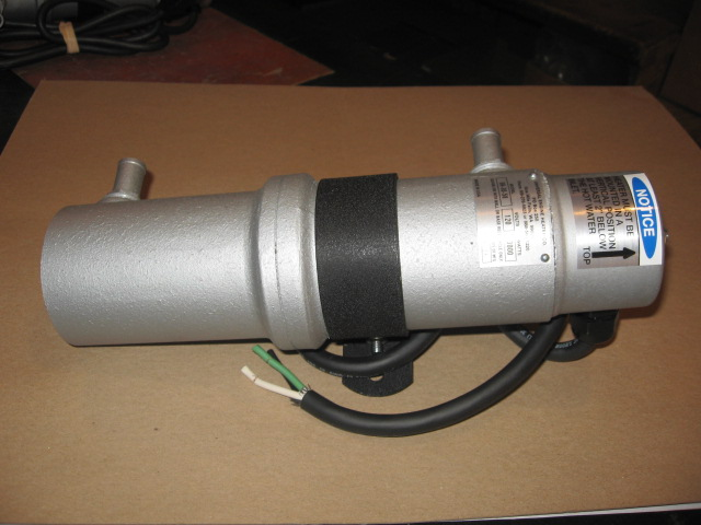 Universal UH-30-58  120 VOLT ENGINE HEATER  300 WATTS - Universal Generators