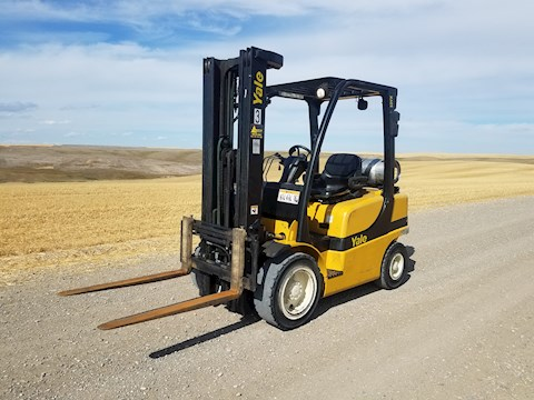 Yale GLP050 - Yale Forklifts
