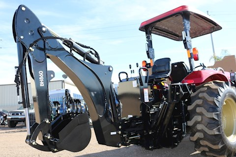 Yanmar 59XTD - Yanmar Loader Backhoes