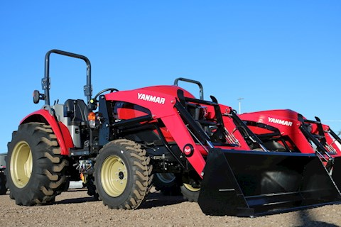 2019 Yanmar 221BXI-TL 4x4 Tractor with Full 10 YEAR WARRANTY! - Yanmar Tractors