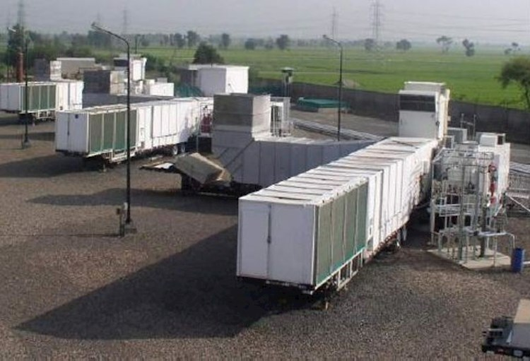 Other TM 2500 Mobile Trailer Mounted Gas Turbine 30 MW - Other Generators