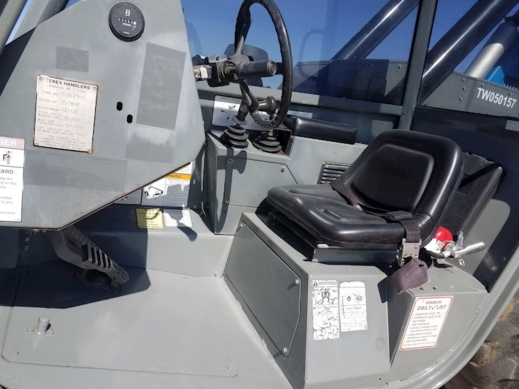 2006 Terex TH1056C - Terex Forklifts