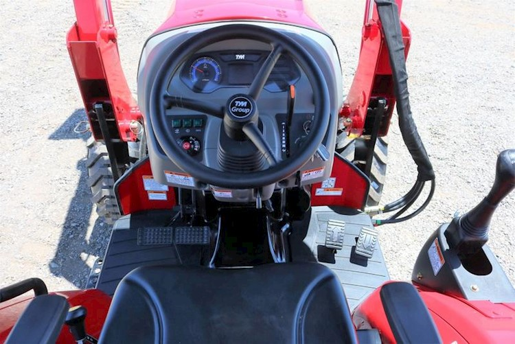 2020 TYM T47HST 48HP 4x4 Tractor Loader Backhoe - TYM Tractors