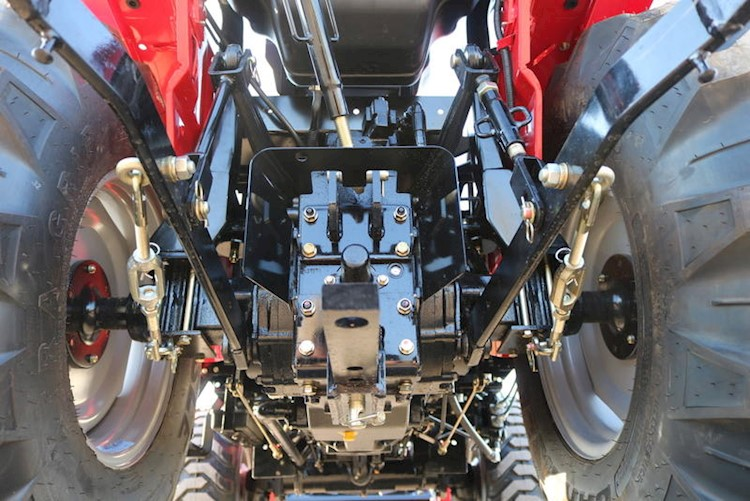 2020 TYM T39HST 40HP 4x4 Tractor - TYM Tractors