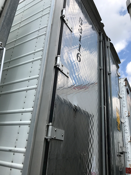 2018 Vanguard Reefer with Carrier 7500X4 - Vanguard Trailers