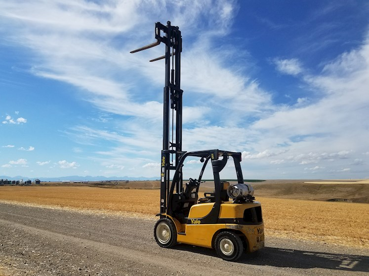2009 Yale GLP050 - Yale Forklifts