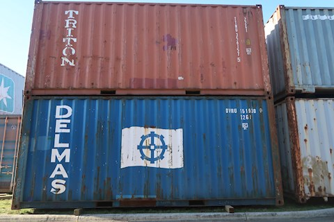 20-FOOT SHIPPING CONTAINERS OTHER CONSTRUCTION EQUIPMENT 20'