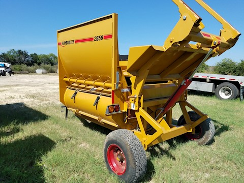 DURATECH HAY & FORAGE 2650