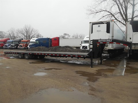 Better Built Trailers at Machine Barn