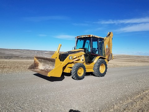 Caterpillar Loader Backhoes at Montana Forklift and Equipment, LLC