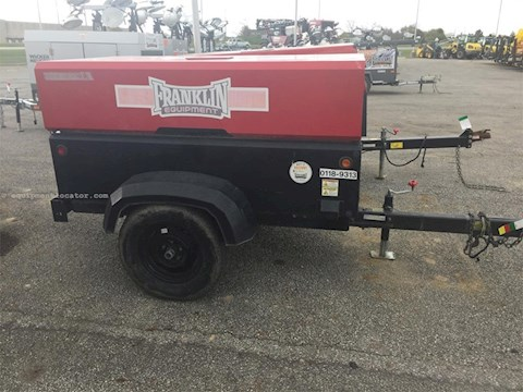 2012 FRANKLIN AIR COMPRESSORS CPS185