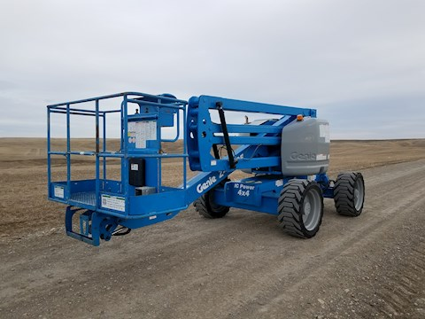 Genie Boom Lifts at Montana Forklift and Equipment, LLC