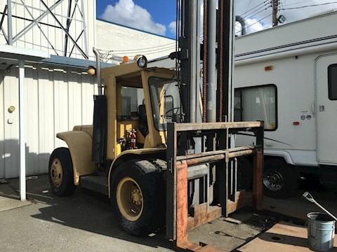 1986 HYSTER FORKLIFTS H200HS