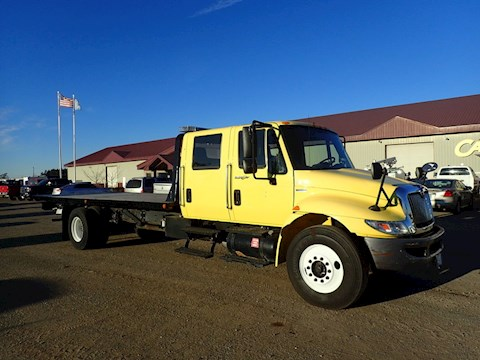 2010 INTERNATIONAL OTHER TRUCKS & TRAILERS 4300 ROLLBACK