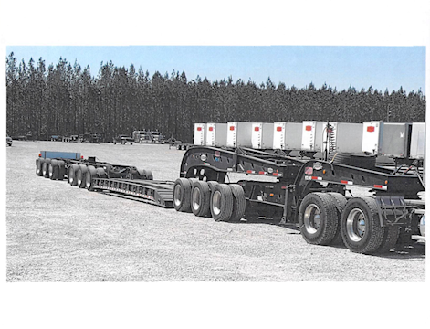 Lidell Trailers at Machine Barn