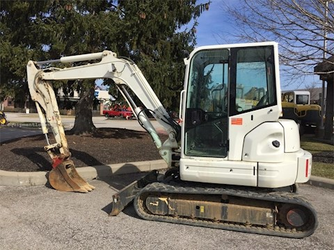 2013 NEW HOLLAND EXCAVATORS E55BX