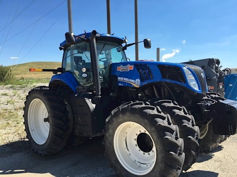 2013 NEW HOLLAND TRACTORS T8.330