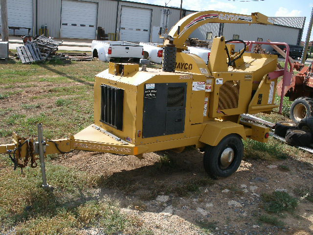 2010 OTHER OTHER CONSTRUCTION EQUIPMENT RC814 RAYCO CHIPPER